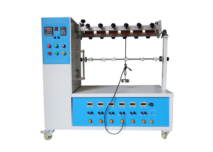 IEC 60884-1 Figure 21 Plug Socket Tester Apparatus For Flexing Test 10-60rpm